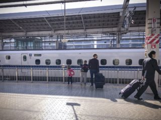 Japan Itinerary Shinkansen